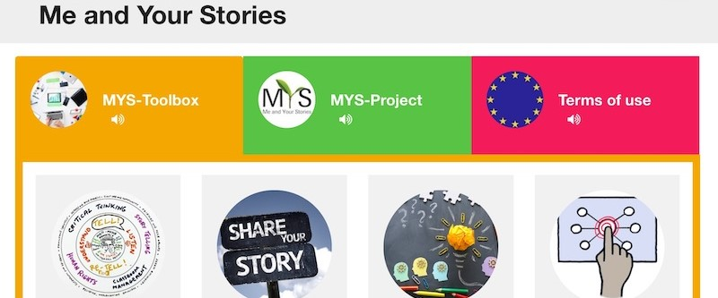 digital Storytelling - MYS Toolbox #2